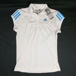 NEW Women's Adidas Golf Sport Polo Shirt Climacool